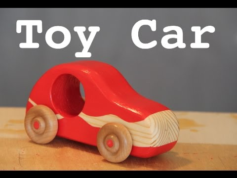 WOODEN TOY CAR - HOW TO