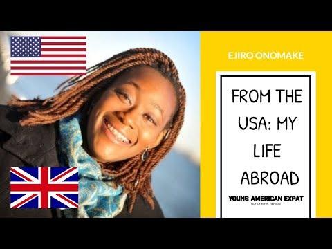 My life abroad - Ejiro Onomake (first Japan, China & now the UK)