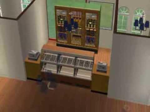 Sims 2 Bakery
