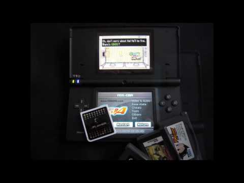 Play GBA on DSi - How to play GBA Games on Nintendo DSi