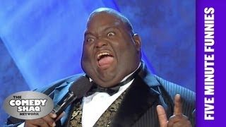 Download Lavell Crawford⎢I'm a Momma's Boy⎢Shaq's Five Minute Funnies⎢Comedy Shaq Video