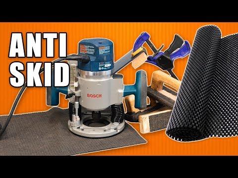 AntiSkid / Anti Slip Workshop Life Hacks - Woodworking Tips and Tricks