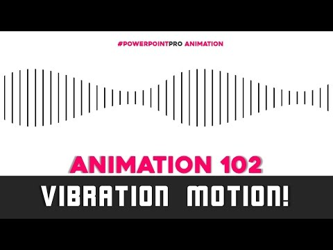 Wave Animation ! (Microsoft PowerPoint 2013) | PowerPoint Pro