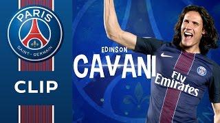 MY FIRST - EDINSON CAVANI