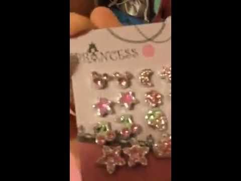 My magnet earrings