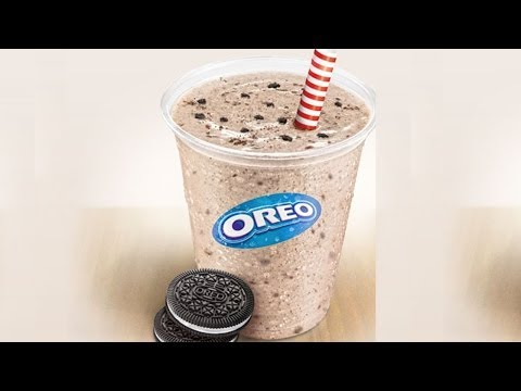 Homemade Oreo Krushem Recipe