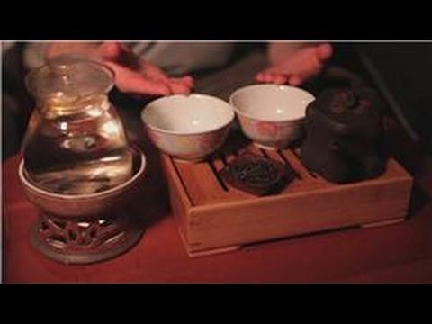 Making Tea : How to Prepare Oolong Tea