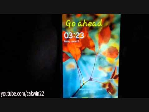 Samsung Galaxy S4: How to Add Apps to Lock Screen
