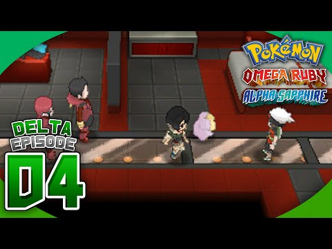 Pokémon Omega Ruby and Alpha Sapphire Walkthrough (Delta Episode) - Part 4: Maxie's Master Ball