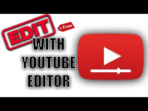 YouTube Video Editor - How To Edit Videos Tutorial 📹