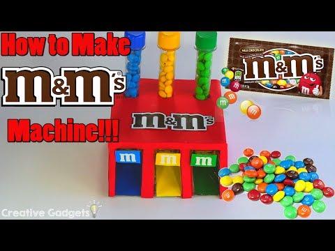 How to Make M&M's Machine
