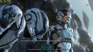 Mass Effect Andromeda 1.09 Intro Gameplay GTX 1070 Xtreme Gaming Maxed Out 1080p