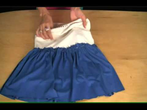 Create A Layered Baby-Doll Dress