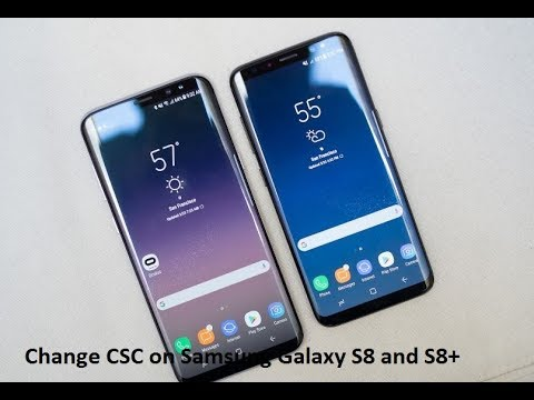 Switch to any carrier firmware 100% for s8 and s8 plus USA -G950U-G955U-G950U1-G955U1- BLD VER 1