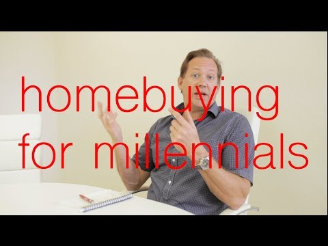Home Buying for Millennials