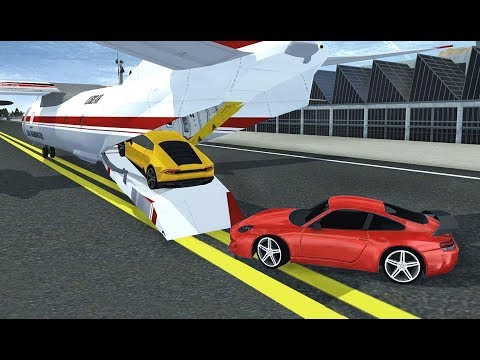 Airplane Car Transport Simulator Drive (by Apps Zoo) Android Gameplay [HD]