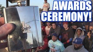 AWARDS CEREMONY!   Offseason Softball Series