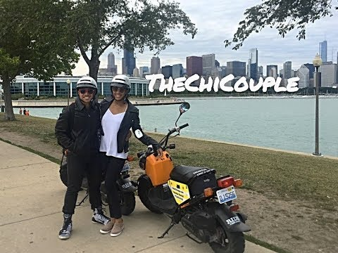 Chicago Day Date | Riding Dirty in Chicago