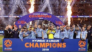 Hyundai A-League 2019 Grand Final: Perth Glory 0 (1) - 0 (4)  Sydney FC
