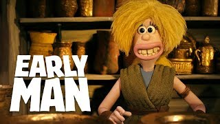 Early Man: Welcome to the Bronze Age Clip