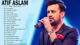 Best of Atif Aslam Songs 2020 - Romantic Hindi Songs 2020 -  Indian New Songs