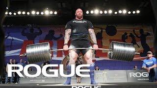 2018 Arnold Strongman Classic | Deadlift Highlights / 8K