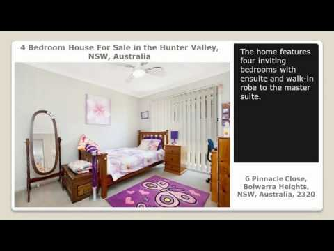 4 Bedroom House For Sale in the Hunter Valley, NSW, Australia