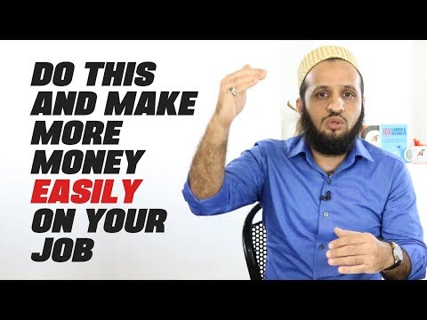 How To Make More Money At Your Job