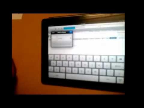 iPad Shortcut