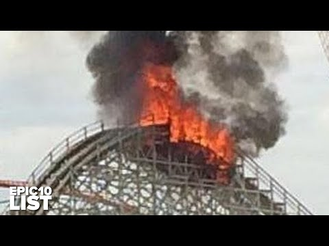 10 DEATHS at Theme Parks