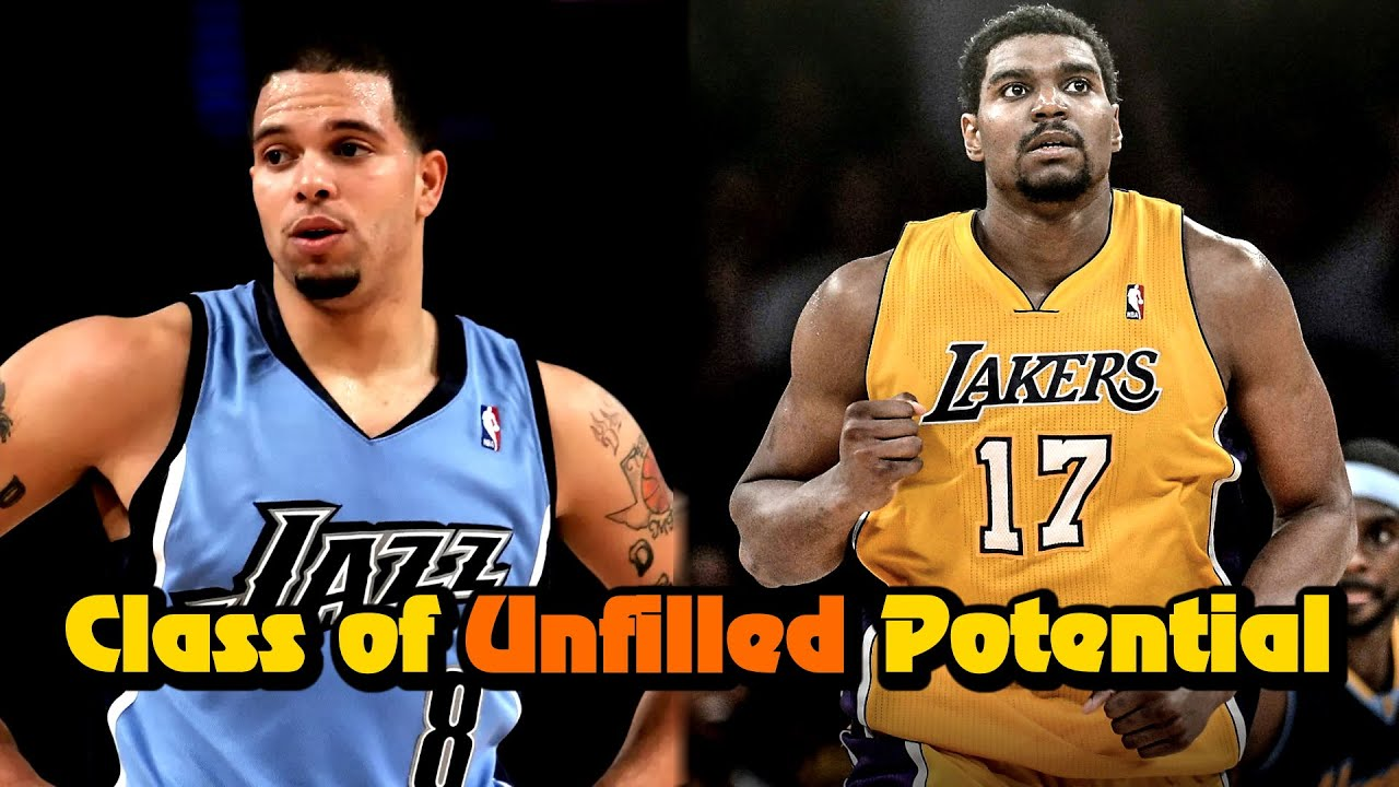 Meet The 2005 NBA Draft: The Class of Unfilled Potential