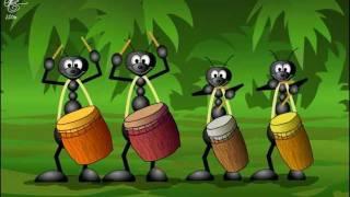 African Ants - Congratulations eCard