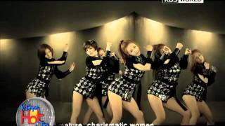 [K-Pops Hot Clip] Hit U - Dal Shabet