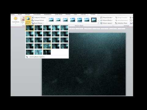 Create gorgeous textured slide backgrounds - Speaking PowerPoint tip #10