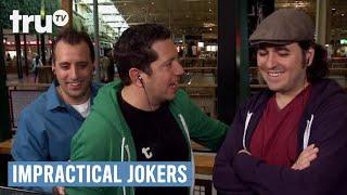 Impractical Jokers - Murr Spoons a Stranger   truTV