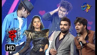 Dhee 10   2nd May 2018   Full Episode   ETV Telugu
