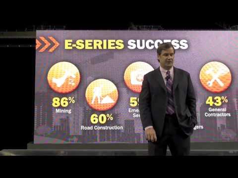 2013 Ford Transit presentation by Jim Farley Jr.