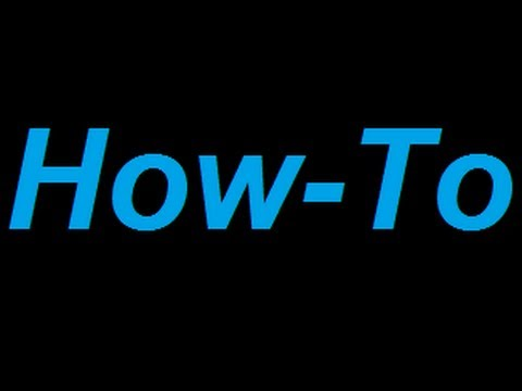 Windows 7 How To - Change Homepage for IE7 and Google Chrome