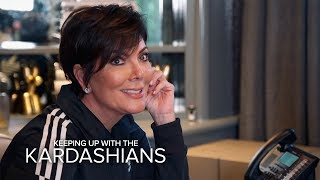 KUWTK | Kourtney Kardashian Sets Kris Straight on Scott Disick