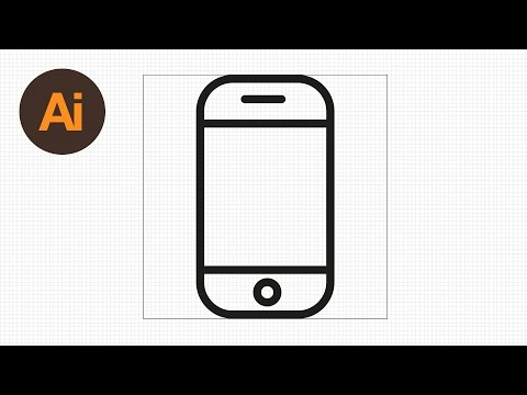 Learn How to Draw Vector Icons in Adobe Illustrator   Dansky
