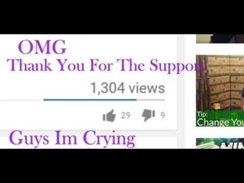 IM CRYING | TYSM