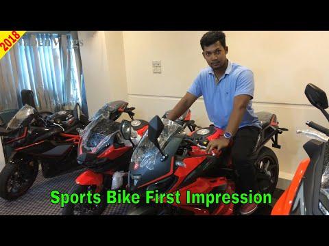 Sports Bike First Impression In Bangladesh 2018 🏍️ TARO GP-1 And GP-2 🔥 NabenVlogs