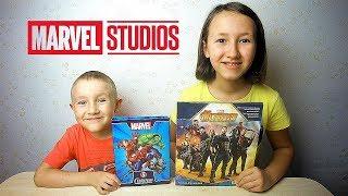 Стиратели Ластики в Пятерочке и Наклейки Panini Мстители: Война Бесконечности Полная Коллекция!