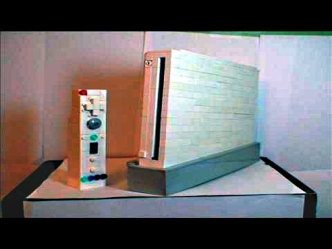 How to Make a Lego Wii & Lego Wii Remote Controller