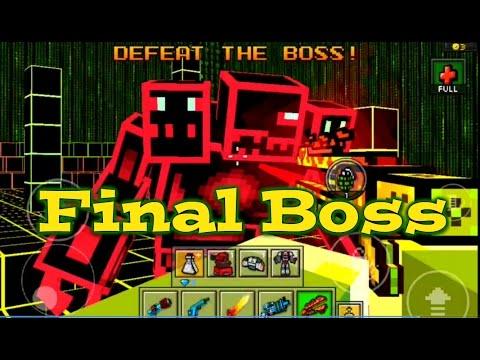 Pixel Gun 3D | Final Boss