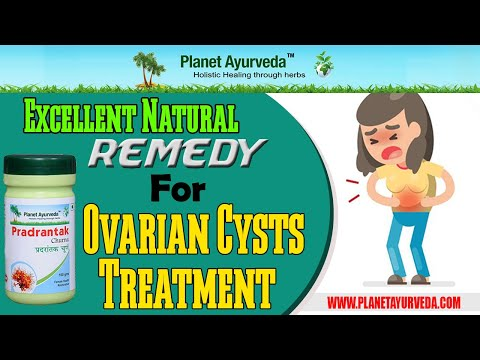 Excellent Natural Remedy For Ovarian Cysts Treatment - Pradrantak Churna