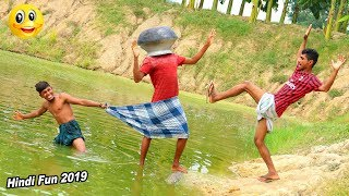 Download Indian New funny 😄-😅Hindi Comedy 2019-Episode-55-Indian Fun || ME Tv Video
