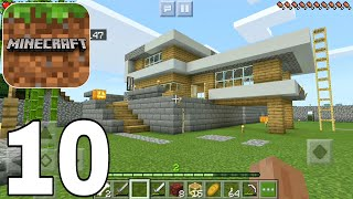 Minecraft: Pocket Edition | GamePlay Walkthrough Part 10 ( iOS, Android )