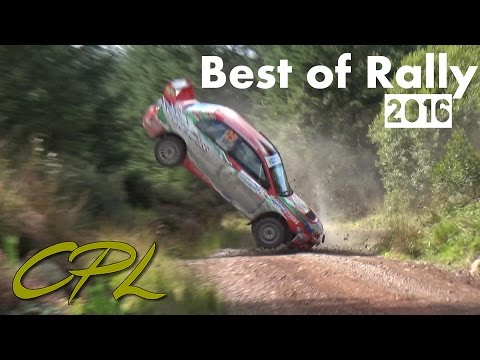 Best of Rally 2016 |  Scotland & UK | Maximum Attack [HD] by CPL