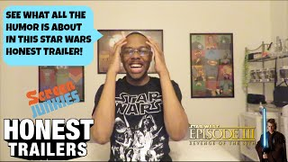 Honest Trailers Star Wars Episode III Revenge of The Sith Reaction
